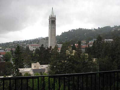 UC Berkeley Campus, picture by V. Chikovani