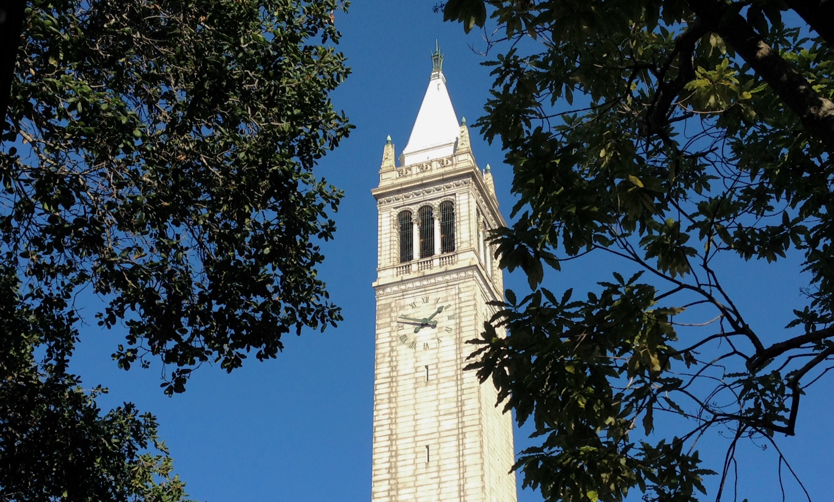 UC Berkeley campus, photo by V. Chikovani